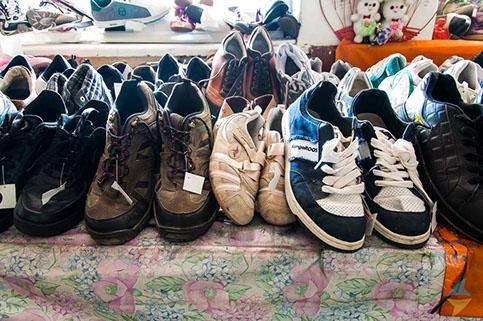 Texim Ukraine – used clothing and shoes